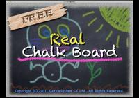 Mac App Store:「リアル黒板FREE」 2011年9月19日配信