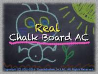 iPad用アプリ:「リアル黒板AC for iPad」 2014年3月14日配信